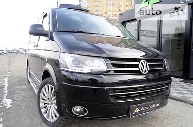 Volkswagen Multivan 4MOTION 2014