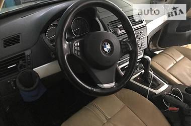 BMW X3 2.5 si 2006
