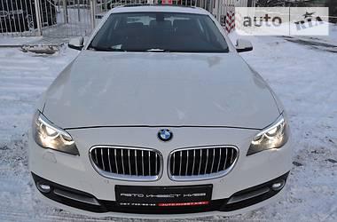 BMW 528 245 hp 2015