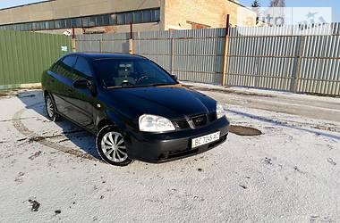 Chevrolet Lacetti SX (Nubira) 2004