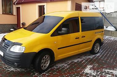 Volkswagen Caddy пасс. 1.9 TDI 77 KW 2005
