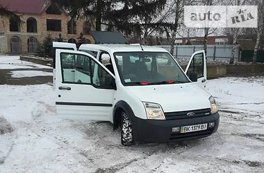 Ford Tourneo Connect пасс. pass 2008