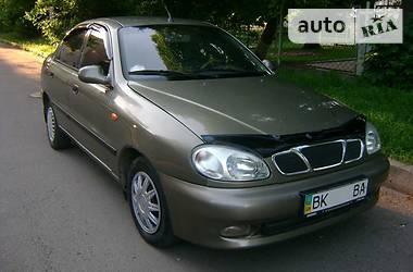 Daewoo Lanos 2006