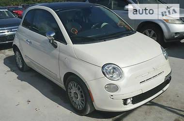 Fiat 500 L  2012