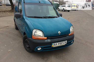 Renault Kangoo пасс. 1.9dti 2000