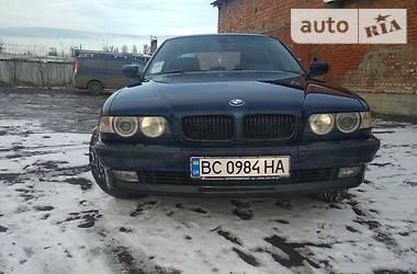 BMW 730 e38 2000