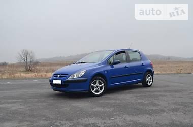 Peugeot 307 1.6 LPG 110KC 2003