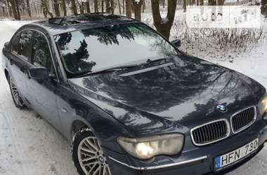 BMW 730 E65/66 2004