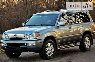 Lexus LX 470 FULL NIGHT VISION 2004