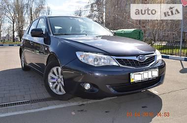 Subaru Impreza 1.5R 2009