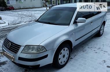 Volkswagen Passat B5 ресталінг 2001