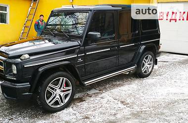 Mercedes-Benz G 63 AMG Full 2013