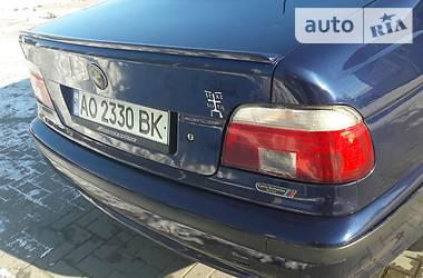 BMW 525 1 1998