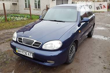 Daewoo Lanos SX 1.6 2005