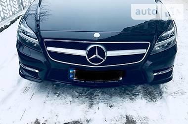 Mercedes-Benz CLS 350 AMG 2012