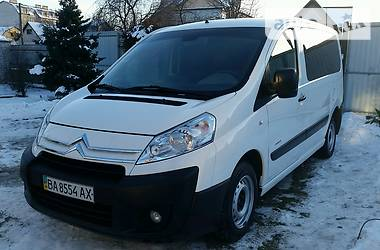 Citroen Jumpy пасс. 2007