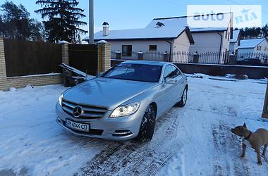 Mercedes-Benz CL 500 2010