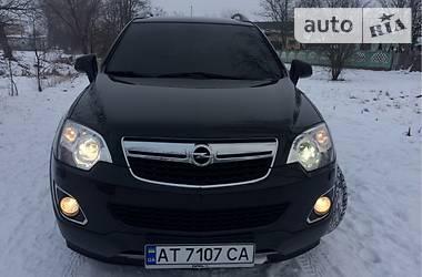 Opel Antara 2012