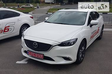 Mazda 6 2.5L AT Premium 2017