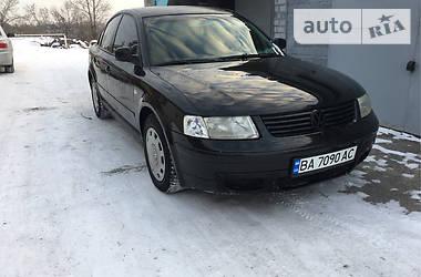 Volkswagen Passat B5 1.8т 1999