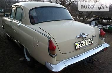 ГАЗ 21 1962