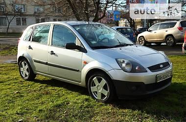 Ford Fiesta Comfort+ 2008