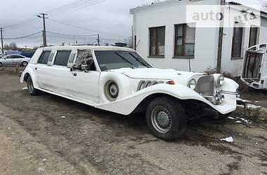 Lincoln Excalibur 5.0 1988