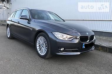 BMW 318 Luxury 2014