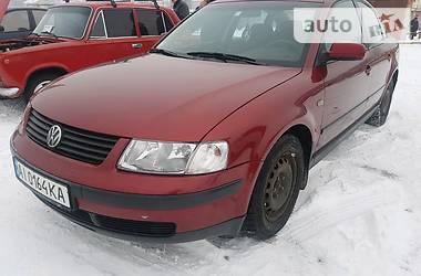 Volkswagen Passat B5 ne krashen 1999