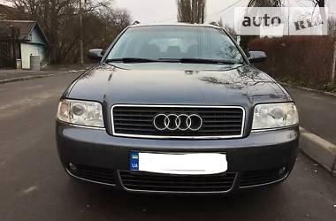 Audi A6 1.9 л. TDI (131л.с.) 2005