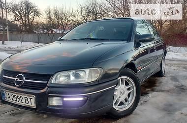 Opel Omega 2.5 V6 GLS 1998