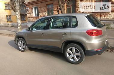 Volkswagen Tiguan 1.4 TSI 2011