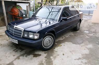 Mercedes-Benz 190 201 1988