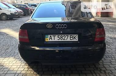 Audi A4 рестайлінгова 2000