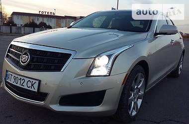Cadillac ATS 2.0 Turbo 2014