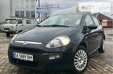 Fiat Punto Evo TDS 2011