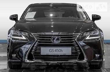 Lexus GS 450  2018
