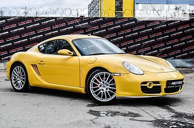 Porsche Cayman S 3.4 2007