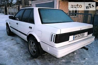Nissan Bluebird LD20 1987