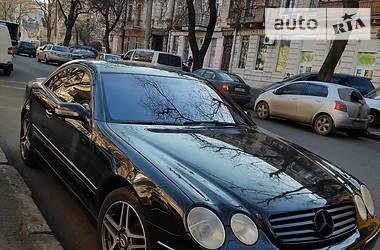 Mercedes-Benz CL 500 2001
