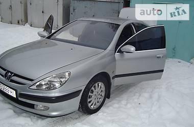 Peugeot 607 3.0 V6 2003