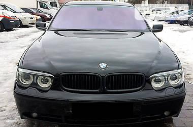 BMW 730 d 2003