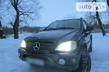 Mercedes-Benz ML 270 2004