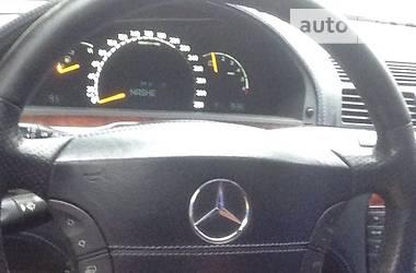 Mercedes-Benz S 500 l 4matic //AMG 2004