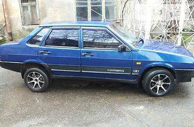 ВАЗ 21099 2002