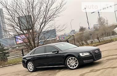 Audi A8 Long 2012