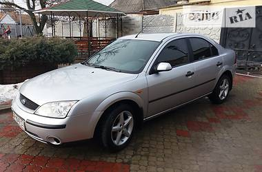 Ford Mondeo 1.8 2001