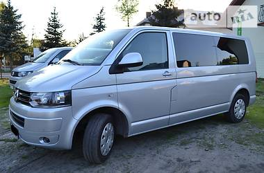 Volkswagen Caravelle Т 5 довга 2010