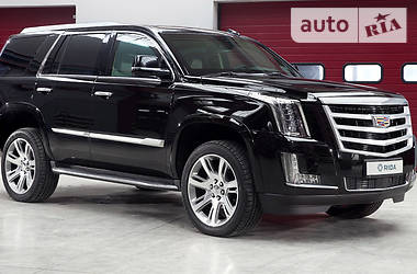 Cadillac Escalade B6 Guard 2017