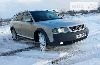 Audi A6 Allroad 2.5tdi 2004